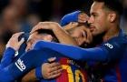 MSN lần thứ 3 cán mốc 100 bàn, người Barca vẫn chưa thể cười
