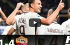 AC Milan 1-4 Roma (vòng 35 Serie A)
