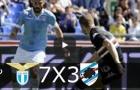 Lazio 7-3 Sampdoria (vòng 35 Serie A)