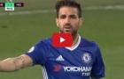 Cesc Fabregas chơi rất hay trong trận Chelsea 3-0 Middlesbrough