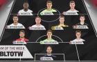 Đội hình tiêu biểu vòng 32 Bundesliga: Quên Neuer đi