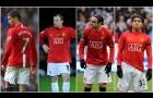 'Bộ tứ siêu đẳng - Ronaldo, Rooney, Tevez, Berbatov