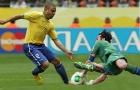 Khi Ronaldo đối đầu với Buffon