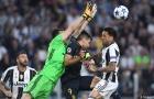 Màn trình diễn của Gianluigi Buffon vs AS Monaco