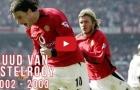 Tất cả 44 bàn thắng của Ruud van Nistelrooy mùa 2002/03