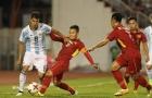 U20 Việt Nam 1-4 U20 Argentina (Giao hữu Quốc tế)