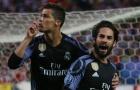 5 điểm nhấn Atletico 1-2 Real: Ronaldo 'hết đạn', đã có Isco!