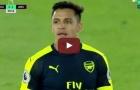 Màn trình diễn của Alexis Sánchez vs Southampton