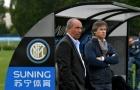 Không còn Pioli, Inter tập luyện dưới sự giám sát của thuyền trưởng Azzurri