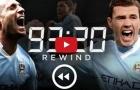 Trận cầu kinh điển: Man City 3-2 QPR: Aguero khiến Man United khóc hận