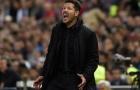 Atletico Madrid, Diego Simeone và tương lai sóng gió