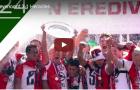 Chiến thắng 3-1 đem về chức vô địch Hà Lan cho Feyenoord