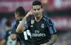 Chuyển động ở Real: Theo chân James, Morata cũng chuyển đến Man Utd?