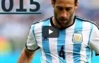 Pablo Zabaleta - xứng danh huyền thoại Manchester City