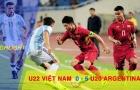 U22 Việt Nam 0-5 U20 Argentina (Giao hữu Quốc tế)