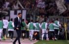 Allegri 'mừng' vì thất bại của Juve trước Roma