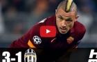 AS Roma 3-1 Juventus (vòng 36 Serie A)