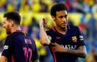 Lần đầu cho Neymar