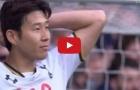 Màn trình diễn của Son Heung Min vs Manchester United
