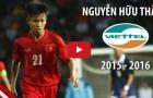 Tài năng đặc biệt của Nguyễn Hữu Thắng (Viettel)
