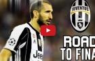 Đường đến chung kết Champions League của Juventus