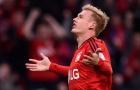 Julian Brandt: Sao trẻ lừng danh đang trên đường đến Bayern