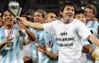 Messi và những ngôi sao đương đại từng rực sáng tại WC U20