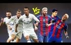 Top 20 bàn thắng đẹp nhất của MSN và BBC mùa này