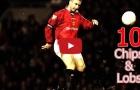 10 pha lốp bóng đẹp nhất lịch sử Man United