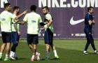 4 cầu thủ Barca bị kiểm tra doping đột xuất