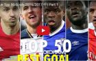 50 bàn thắng đẹp nhất Ngoại hạng Anh mùa này (P1)