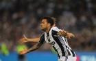 Chấm điểm đội hình Juventus vs Lazio: Alves 'cân' cả thế giới
