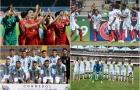 Danh sách cầu thủ bảng A World Cup U20: Siêu sao tấn công