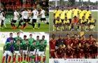 Danh sách cầu thủ bảng B World Cup U20: Tương lai Bundesliga