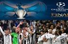 Juventus vs Real Madrid - CK không khoan nhượng
