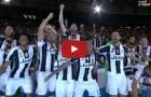 Khoảng khắc Juventus nâng cao cúp vô địch Coppa Italia