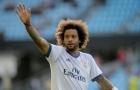 Marcelo là 'hậu vệ kiến tạo' đỉnh nhất Châu Âu