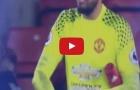 Những pha cứu thua tuyệt vời của Sergio Romero vs Southampton