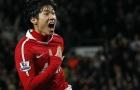 Park Ji Sung - Chiến binh không phổi của Man Utd