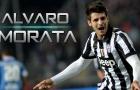 Alvaro Morata từng là sát thủ của Juventus