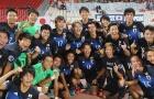 Bảng D World Cup U20: Tìm đội hạng nhì