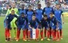 Bảng E World Cup U20: 'Ông kẹ' Pháp, ẩn số Việt Nam