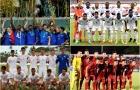 Danh sách cầu thủ bảng E World Cup U20: Đức Chinh, Minh Dĩ đấu dàn sao trẻ Ligue 1