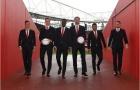Gác lại top 4, sao Arsenal lung linh đi từ thiện