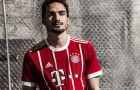 Sao Bayern Munich bảnh bao ngày ra mắt áo đấu mới