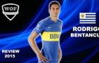 Rodrigo Bentancur - Linh hồn tuyến giữa của U20 Uruguay