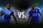 So sánh Kante trong màu áo Chelsea và Leicester