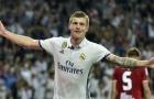 Toni Kroos 'xé nát' cõi lòng CĐV Bayern Munich