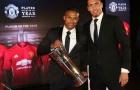 Vượt qua tất cả, 'thánh tạt' Valencia ẳm giải cầu thủ xuất sắc nhất năm của Man United