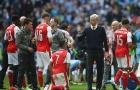 Xhaka - Ông chủ khu trung tuyến của Arsenal
